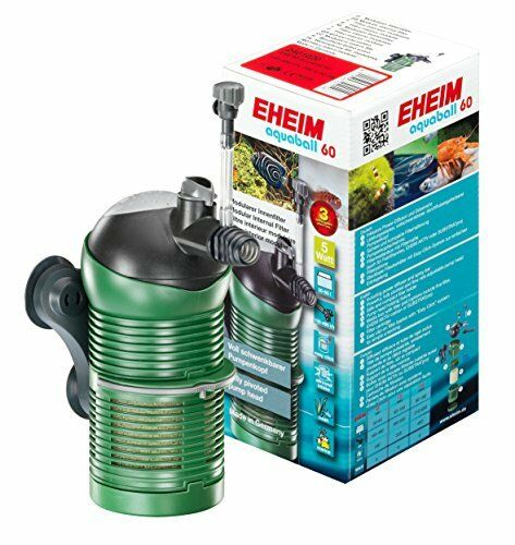 r25 Pet Supplies Fish & Aquariums Eheim 32401020 Aquaball Filtre Intérieur Pour Aquariophilie