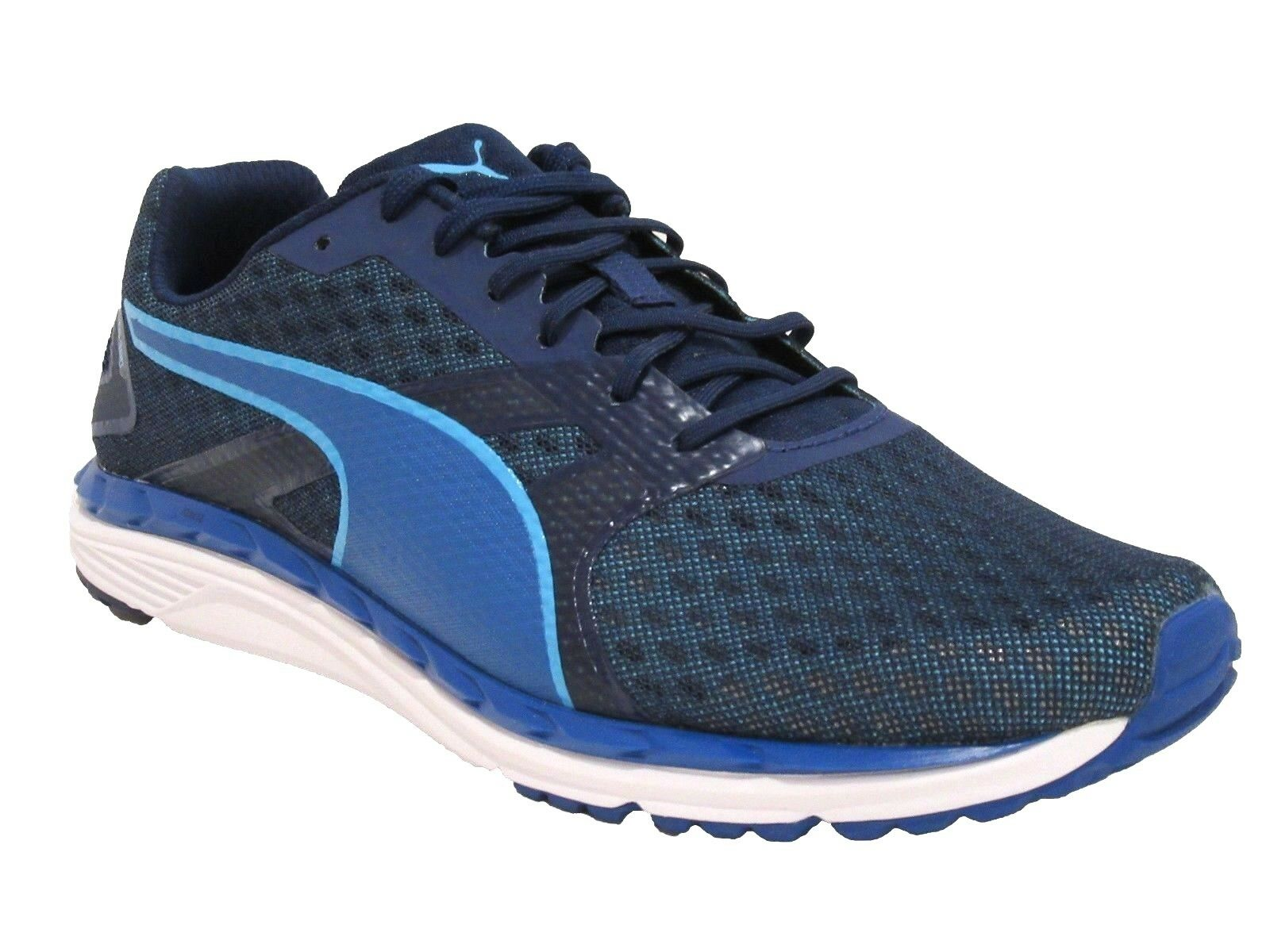 PUMA Men's Speed 300 Ignite 2, Lapis bluee bluee Depths Turq