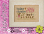 Lizzie-Kate-COUNTED-CROSS-STITCH-PATTERNS-You-Choose-from-Variety-WORDS-PHRASES thumbnail 127