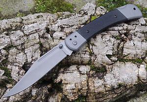 KA-BAR Folding Hunter Klappmesser mit einer Klinge aus rostfreiem 420 Stahl