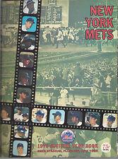 New York Mets 1970 Official Team Yearbook