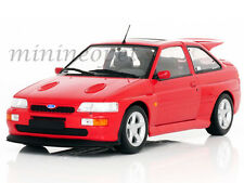 MINICHAMPS 150-089021 1992 92 FORD ESCORT RS COSWORTH 1/18 DIECAST RED