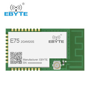 Ebyte-E75-2G4M20S-1000m-20dBm-JN5168-IEEE802-15-4-ISM-ZigBee-Wireless-Module