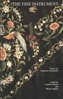 Fine Instrument: Essays on Katherine Mansfield by Dangaroo Press (Paperback, 1989)