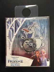 Primark-Disney-Frozen-II-Olaf-Smartphone-Ring-Holder-Brand-New-In-Box