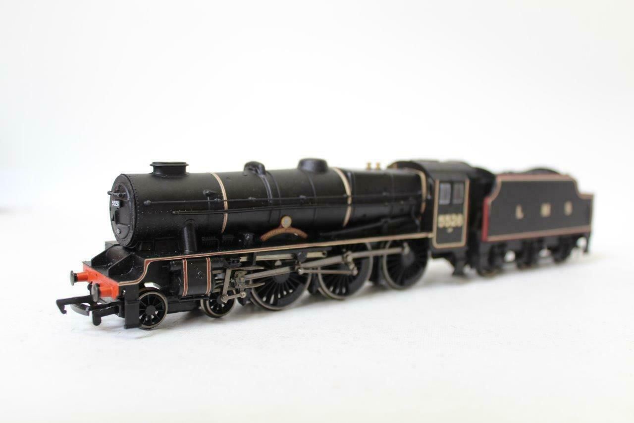 BACHMANN 31-202 5526 REBUILT PATRIOT BR STEAM LOCOMOTIVE OO GAUGE 1 76 D21