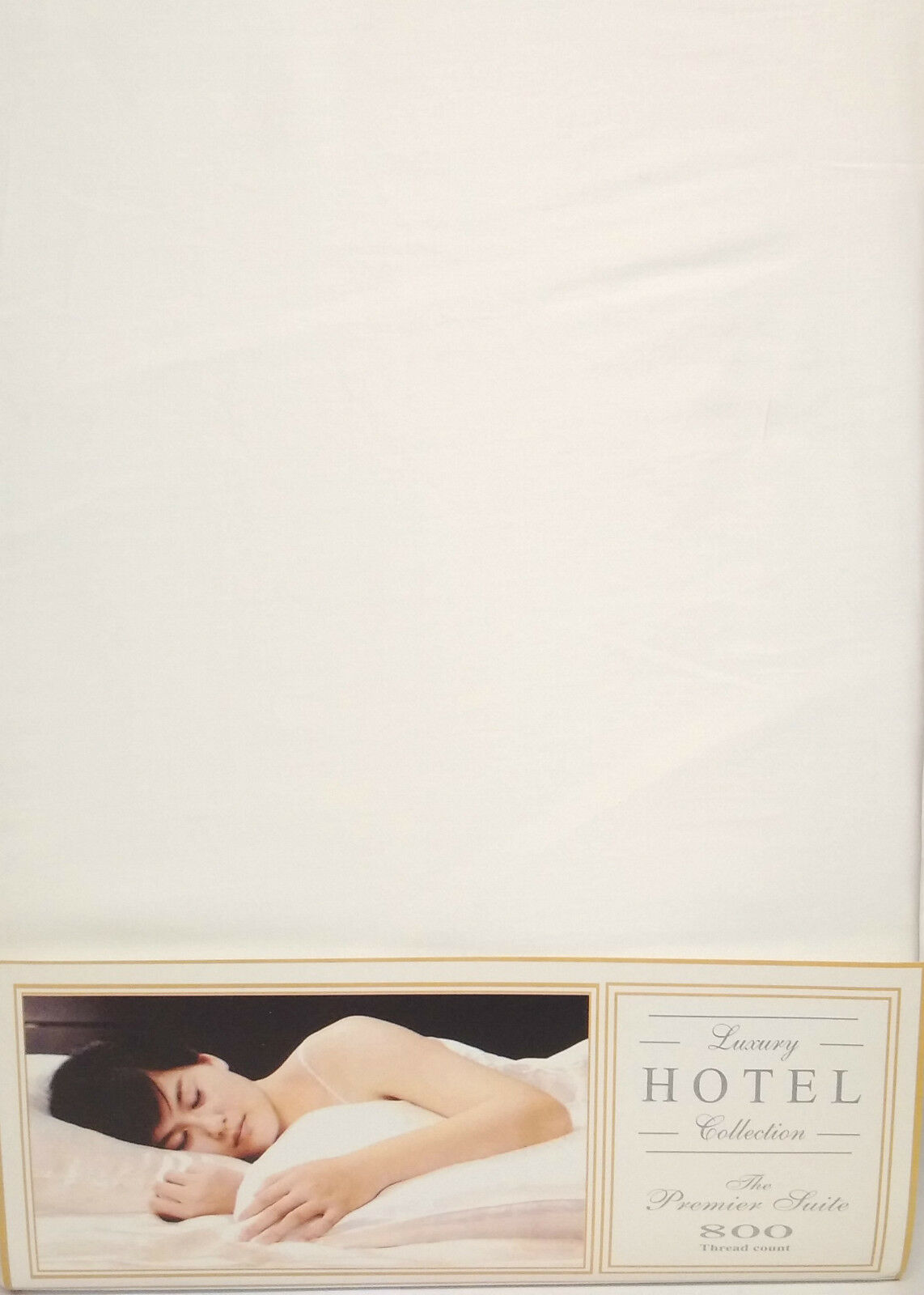 800 THREAD COUNT SUPER KING FITTED SHEET WHITE 13  DEEP BOX LUXURY 100% COTTON