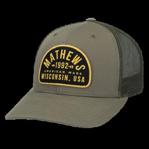 Nouveau Mathews Archery chapeau Forest Cap #M18A-H92