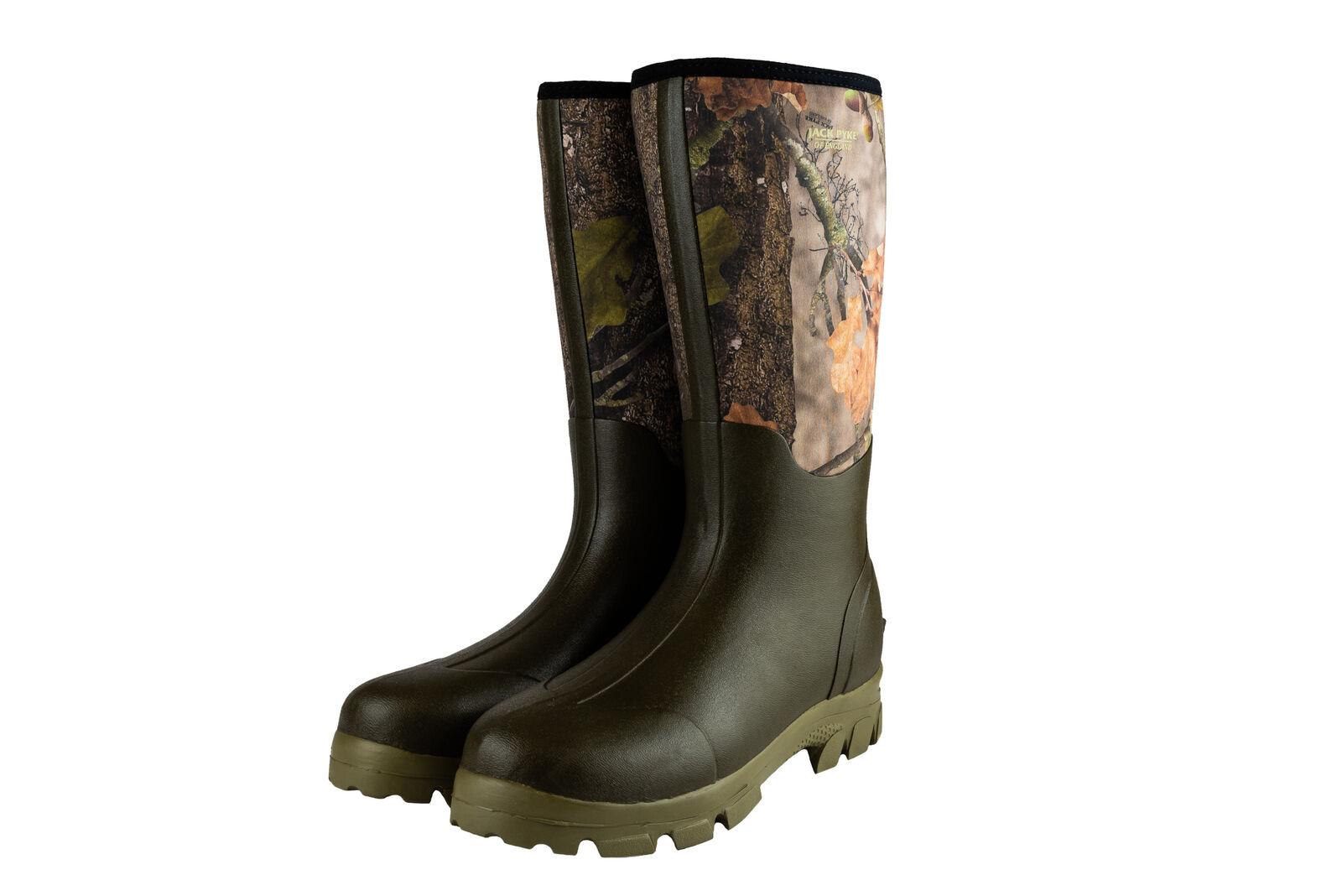 Jack Pyke Neoprene Wellington Boots