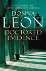 Doctored Evidence: (Brunetti 13) by Donna Leon (Paperback, 2009)