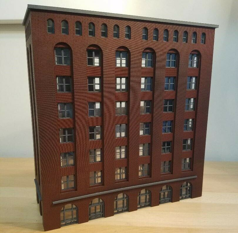 187 SCALA HO DOWNTOWN High Rise GRATTACIELO KIT