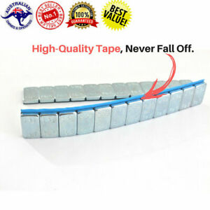 8X-Tire-Wheel-Balance-Weights-Adhesive-Strips-For-Car-Motorbike-RC-Boat-60g
