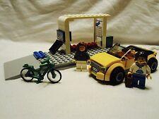 Lego City Public Transportation Bus Stop + Car Mint 60097/8404/60026/7641