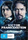 Victor Frankenstein (DVD, 2016)