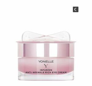 Yonelle Infusion przeciwzmarszczkowy krem pod oczy na noc/ Night rich eye cream