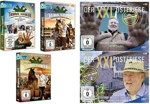 13-DVDs-DAS-GROSSE-TAMME-HANKEN-FAN-SET-NEU-OVP