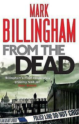 From the Dead, Mark Billingham, New condition, Book