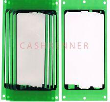 5x Rahmen Kleber Klebepad Glas Gehäuse Adhesive Display Samsung Galaxy Note 4