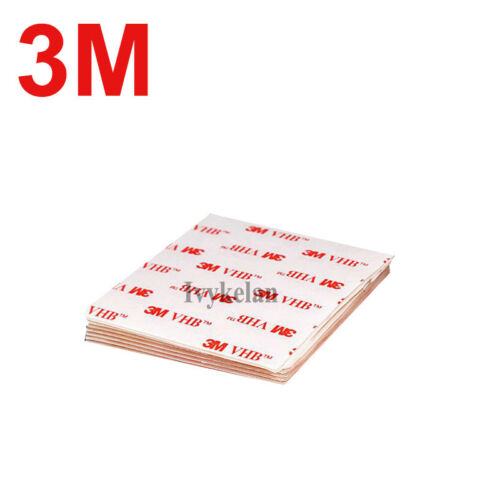 50mm*40mm*1mm 3M VHB 4910 Double-sided Clear Acrylic Foam Adhesive Tape