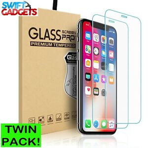 For Apple iPhone 6S & 6 Tempered Glass Screen Protector  - 100% Genuine