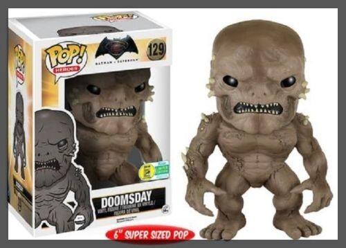 Funko POP  Batman v. Superman 6″ Doomsday 2016 SDCC Comic Con Exclusive