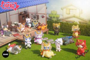 K2TOY Cute Cat Random Unopened Blind Box Decoration Mini Figure Toy In Stock