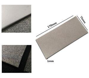 Image is loading Polishing-Diamond-Plate-Square -Emery-Sharpening-Whetstone-Knife-  sc 1 st  eBay & Polishing Diamond Plate Square Emery Sharpening Whetstone Knife Tool ...