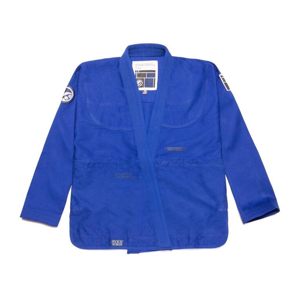 SHOYROLL BATCH 99 Lepri Gi blauw A2