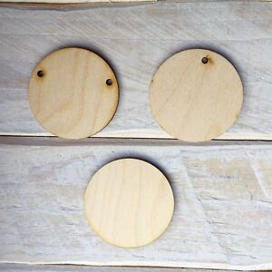 Wooden circle shapes circle shape craft blanks for Wood circles for crafts