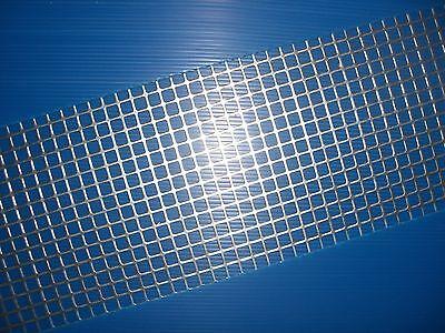 BUCHERT Stahl - Lochblech - Qg 10-12 - 1000 x 500 x 1,5 mm Lautsprecher-Gitter