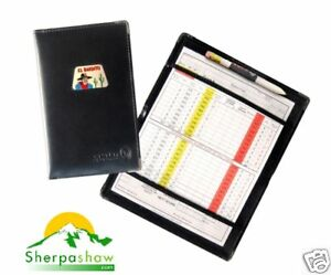 El-Bandito-Golf-Score-Card-Holder-Pencil-Society-Gift-Prize