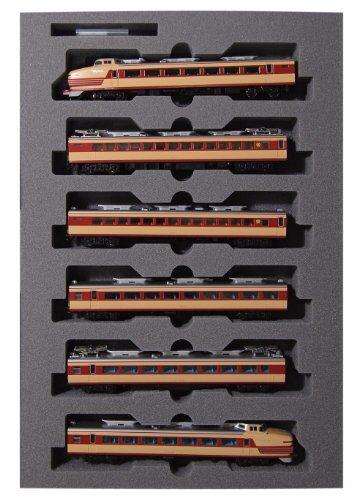 New N Gauge 10-1147 181-Based 100 Series Toki, Azusa 6-Car Basic Set