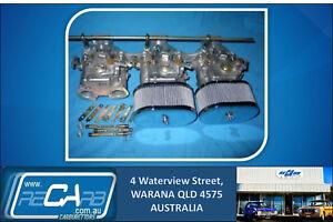 Holden-Red-Motor-Triple-40-DCOM-Weber-Carburettor-Conversion-Kit