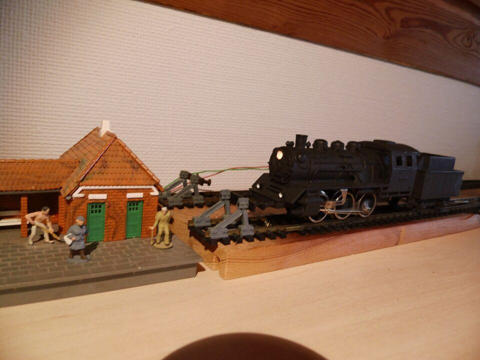 Modeltog, Fleischmann Damplokomotiv, skala HO