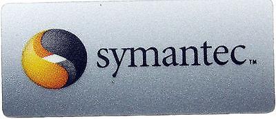 SYMANTEC STICKER LOGO AUFKLEBER 40x17mm (200)
