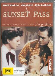 SUNSET-PASS-ZANE-GREY-NEW-amp-SEALED-R4-DVD-FREE-LOCAL-POST