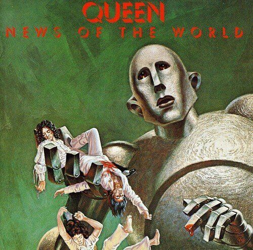 Queen News of the World Remastered CD NEW