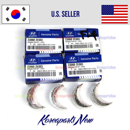 Connecting Rod Bearing STD-A 8pcs 230602E005 SOUL FORTE ELANTRA 2.0L 2014-2018