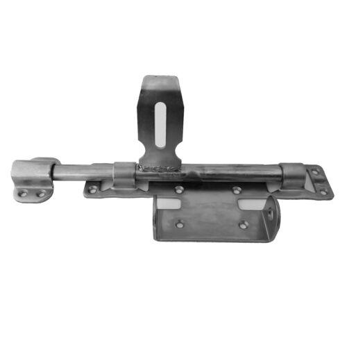 Torriegel 260 mm für schwere Tore Bolzenriegel Schubriegel Tür Tor Riegel