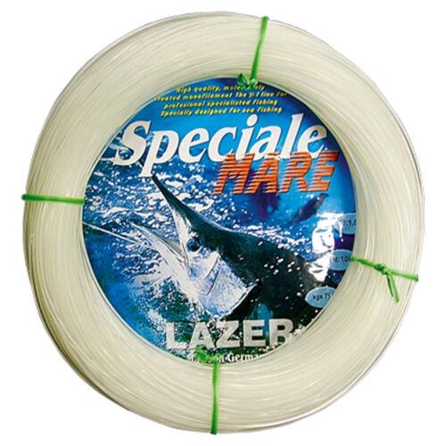 Especially For Sea Fishing Line Lazer Speciale Mare 100m 30lb//300lb Perfect Line