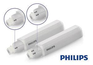 philips led ersatz f r pl c tc d de lampe birne energiesparlampe leuchte. Black Bedroom Furniture Sets. Home Design Ideas