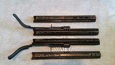 OEM PORSCHE 911 928 944 Recaro Front Seats Sliding Rails/Tracks Slider