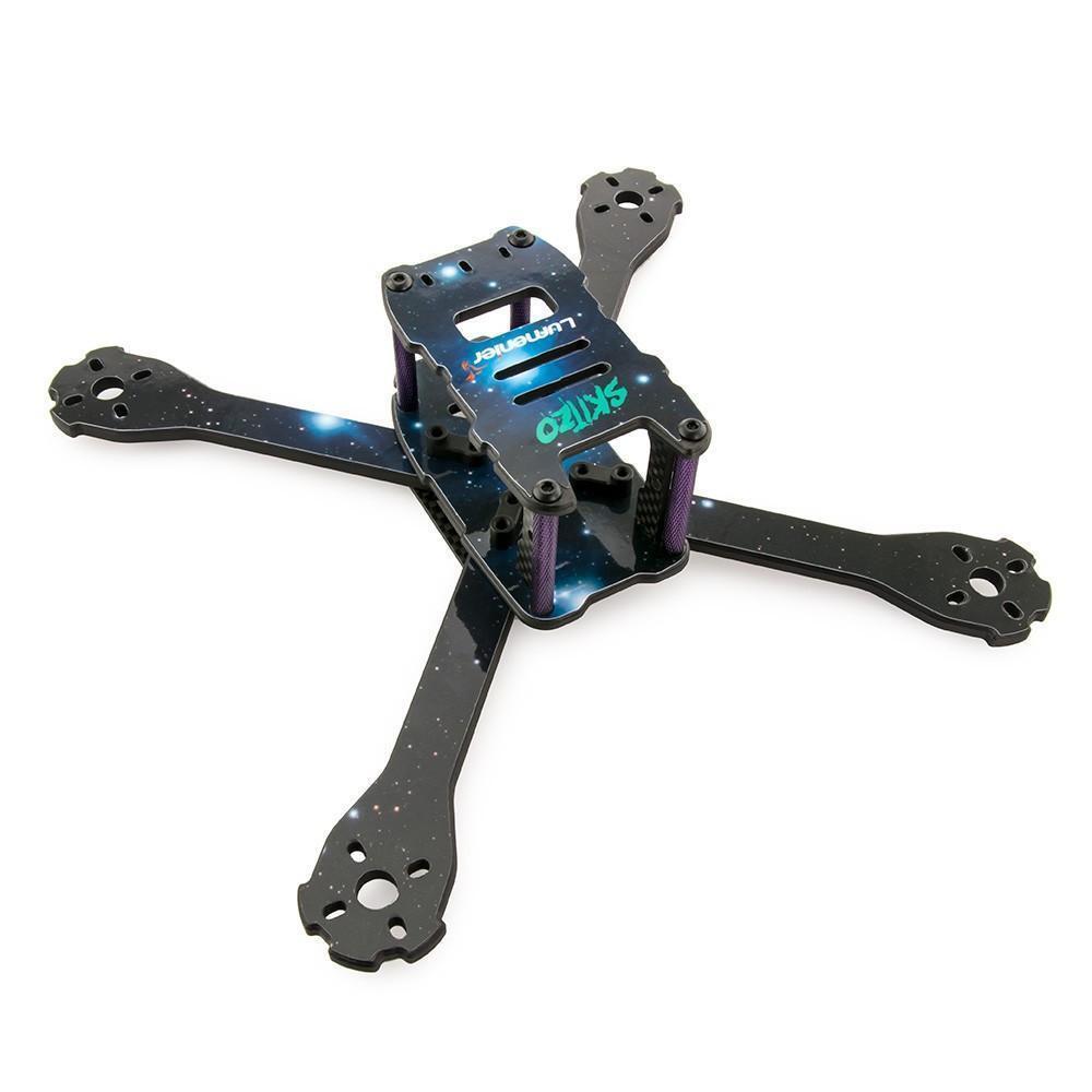 Qav-Skitzo FPV Freestyle Quadcopter marco materia oscura