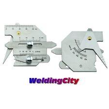 Welding Gauge Bead Height Width Gap Undercut Bevel Angle HJC40 | US Seller HG002