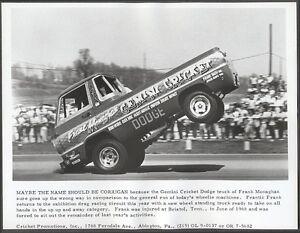 Vintage press photo unusual racing dodge a 100 pickup truck drag image is loading vintage press photo unusual racing dodge a 100 publicscrutiny Choice Image