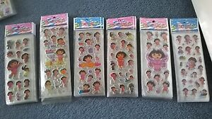 DORA-THE-EXPLORER-STICKERS-sheets-buy-5x-and-get-5x-free-party-supplies