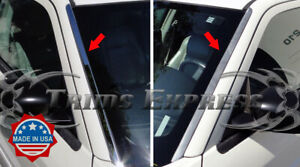 fits-05-10-Chrysler-300-300C-Magnum-Front-Window-Wind-Shield-Deflector-Trim