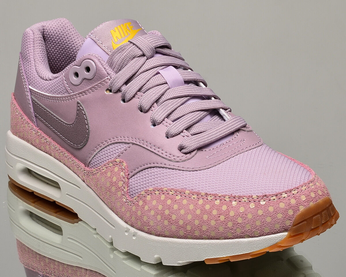 Nike WMNS Air Max 1 Ultra Essentials women lifestyle casual sneakers plum fog