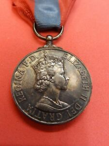 Imperial-Service-Medal-Named-to-William-Frederick-Percival-Cole-EIIR-2nd-type