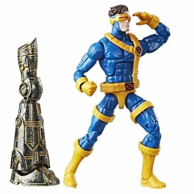 X-Men Warlock Marvel Legends 6-Inch Action Figures Wave 2 Set of 7